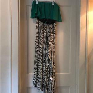 T Bags dress